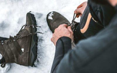 Baffin, Lowa, Merrell, Sorel, UGG Australia. Most Popular Winter Boots for Men.