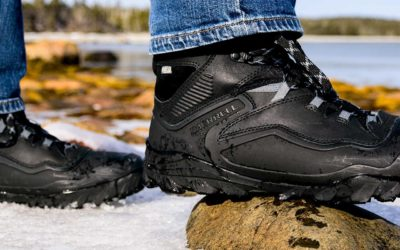 Merrell. Merrell Men's Overlook 6 Ice+ Boots Reviewed.