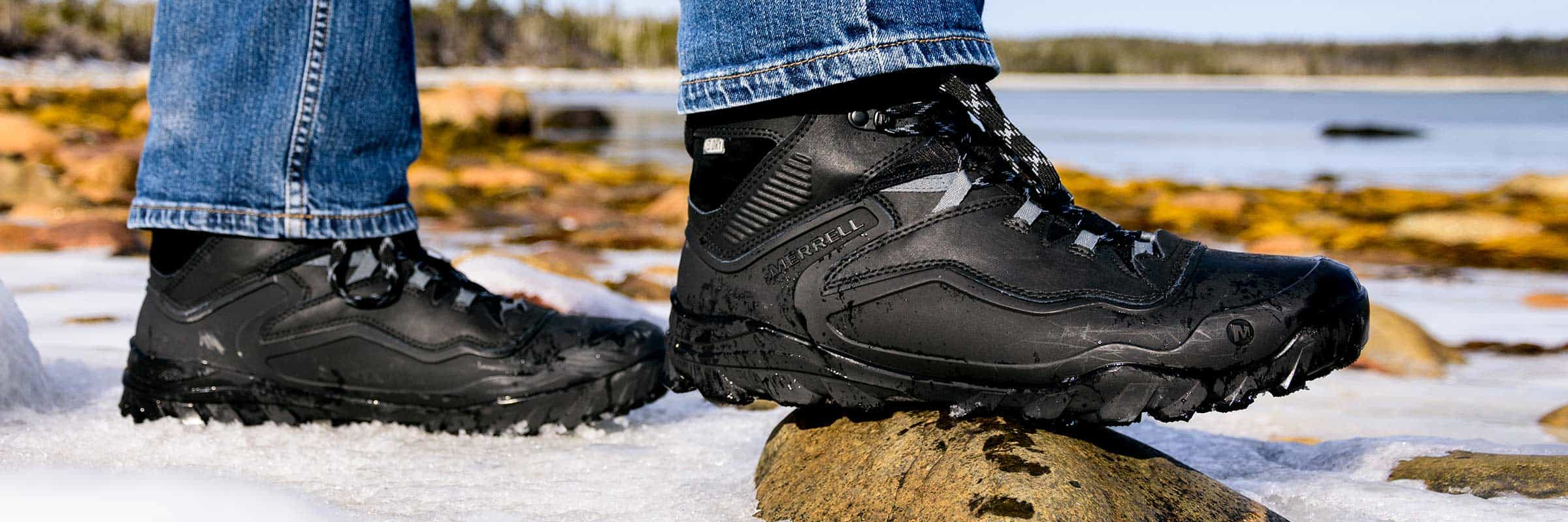 Merrell. Merrell Overlook 6 Ice+ Boots Reviewed