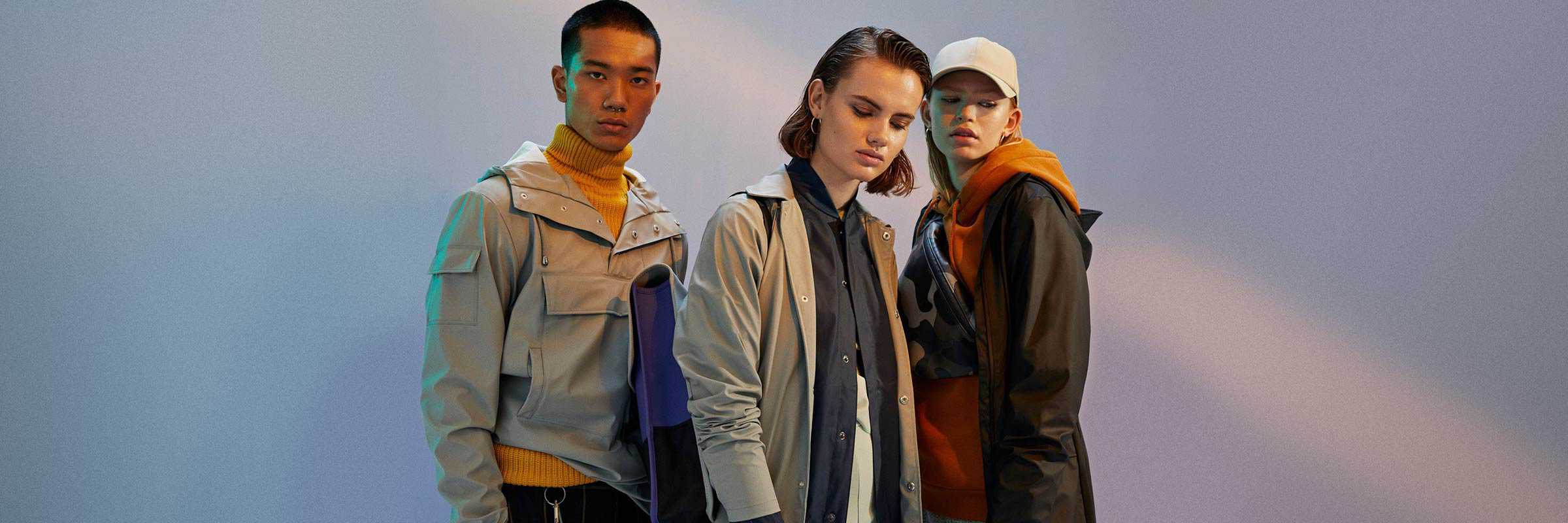 RAINS & Stutterheim: Urban And Unisex Raincoats
