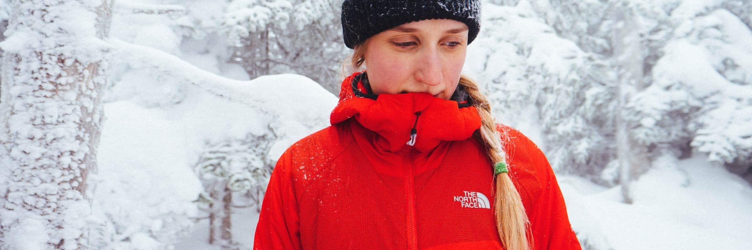 Revue du manteau à capuchon Ventrix Summit L3 Femme par The North Face