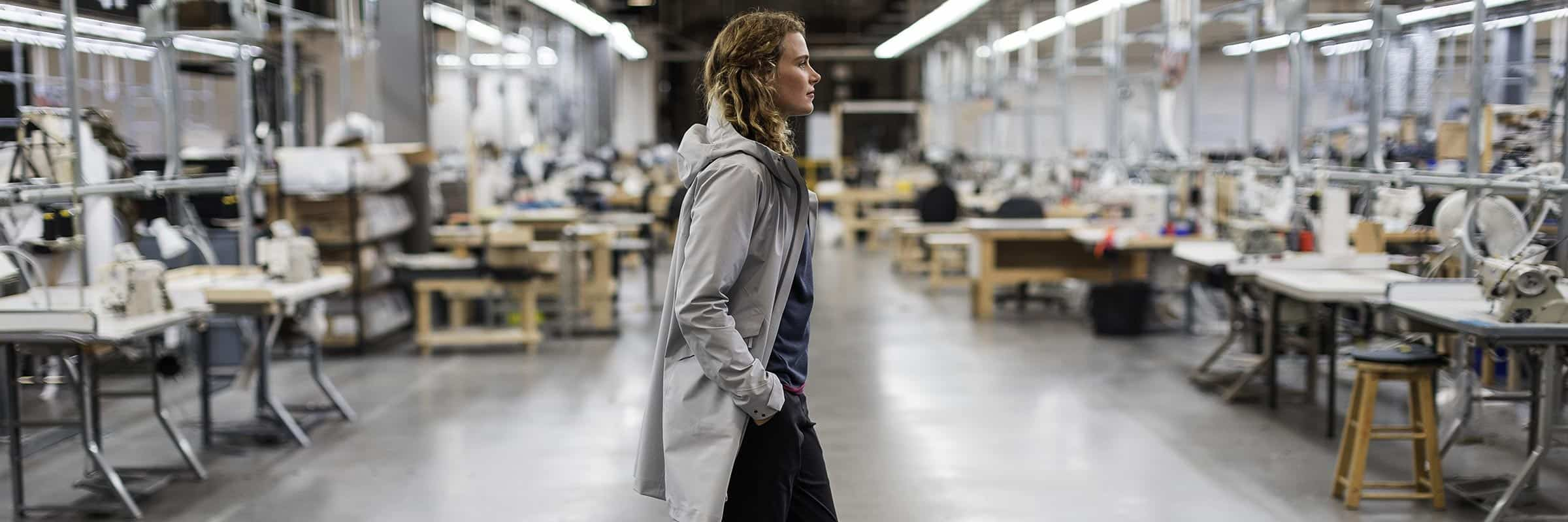 Arc'teryx, Barbour, RAINS, The North Face. Top 5 Urban Raincoats for Women