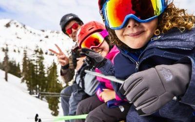 Armada, Black Diamond, Burton, Kombi, Seirus, The North Face. Best Lightweight Gloves for Spring Skiing.