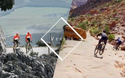 Catlike, Mavic, POC, Scott, Smith Otpics. Cycling Helmets: Mountain Bike VS Road Bike.