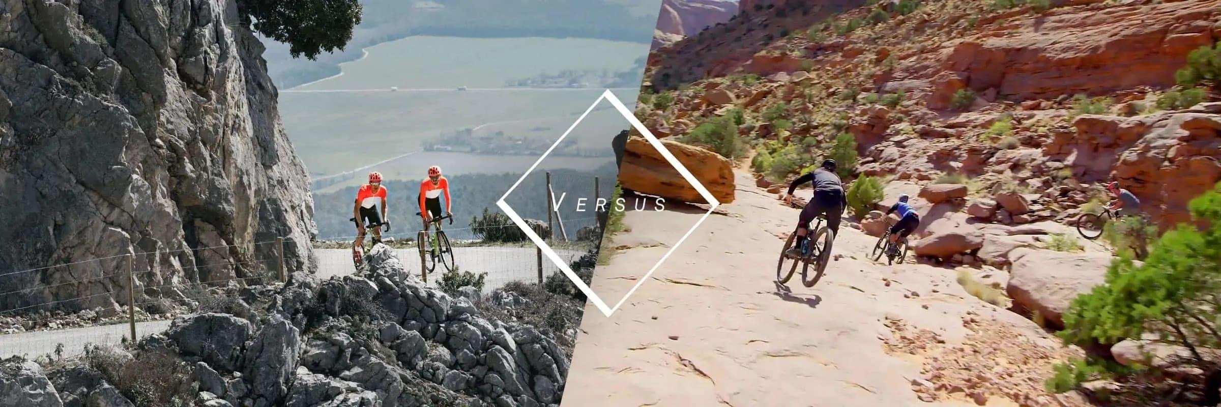 Casque de vélo de route VS Casque de vélo de montagne