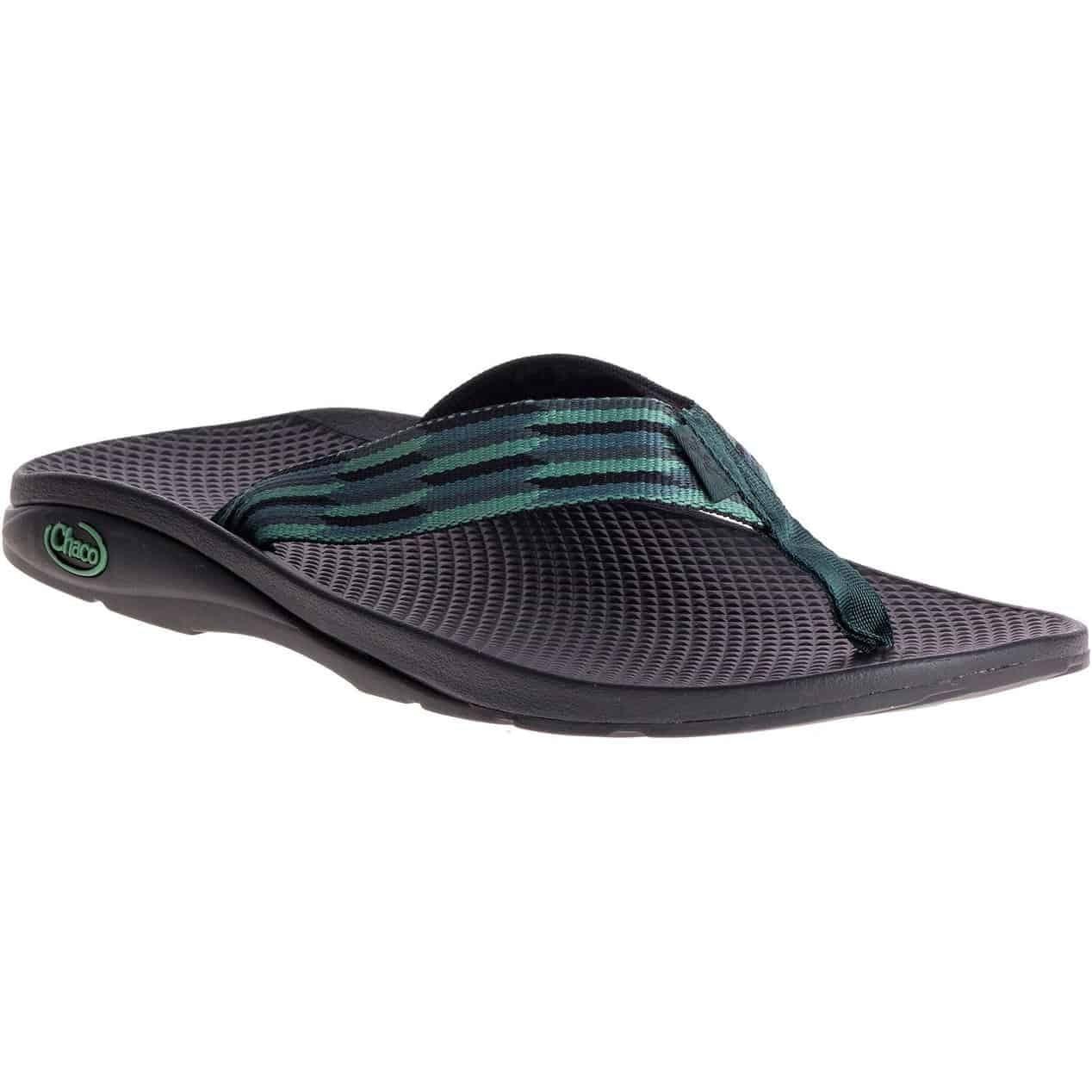 chaco mens flip ecotread sandal