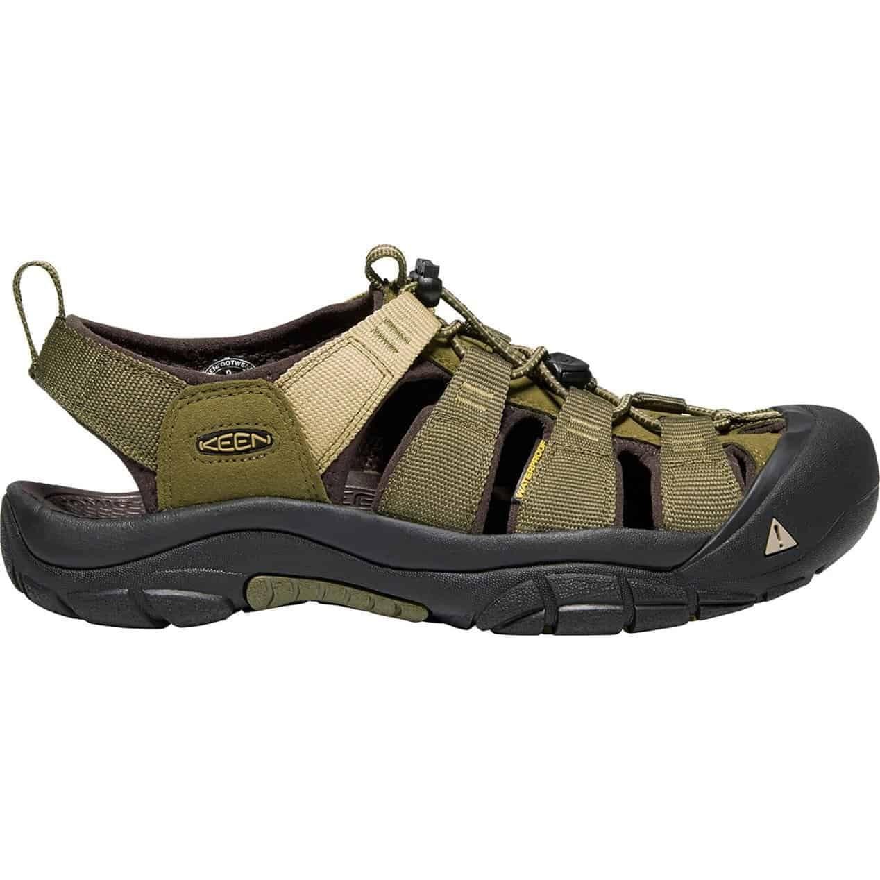keen mens newport hydro sandal