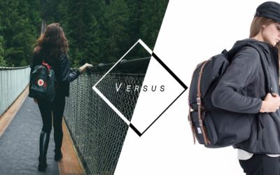 Fjällräven, Herschel Supply Co.. Herschel Supply Co. VS Fjällräven: Which Backpack to Choose?.