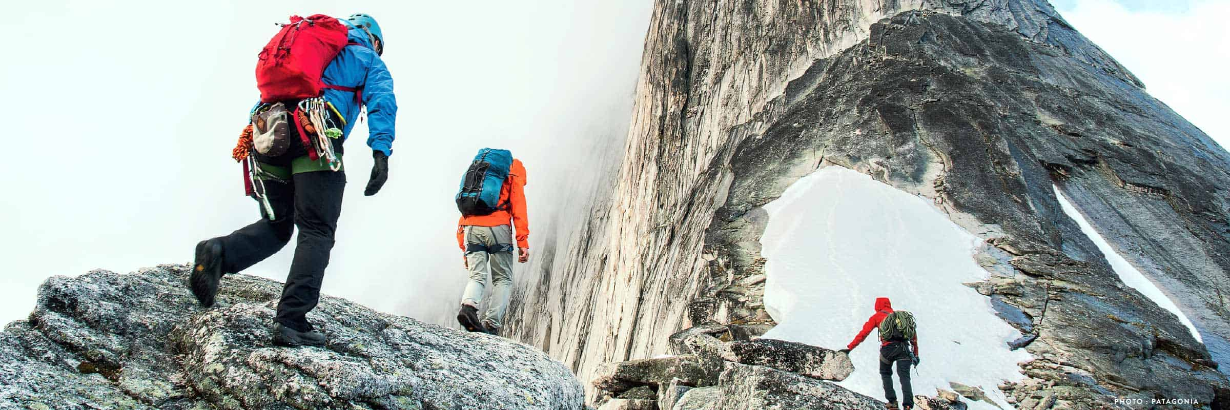 Arc'teryx, Black Diamond, Outdoor Research, Patagonia, The North Face. Ultralight & Packable Windbreakers VS Softshells