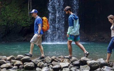 Keen. Les sandales aquatiques de Keen: parfaites pour l'aventure.