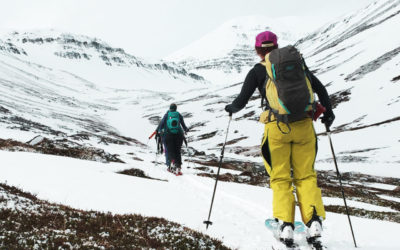 Smartwool. Smartwool, Islande et ski de haute-route.