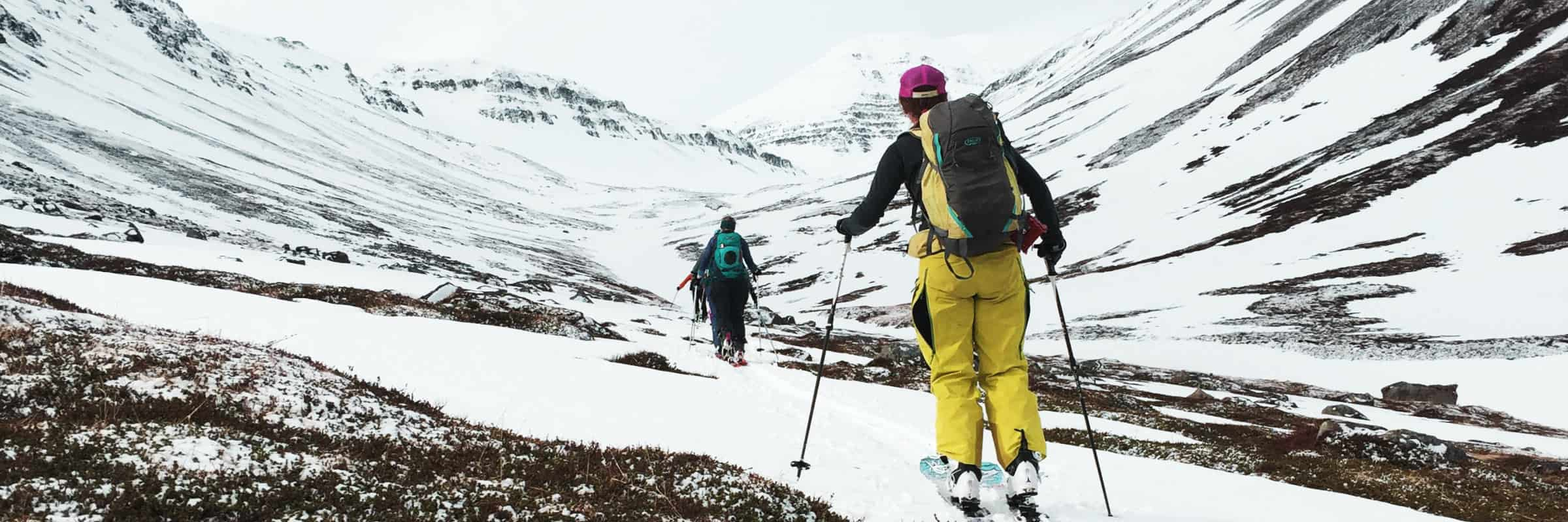 Smartwool, Iceland, and Ski Touring