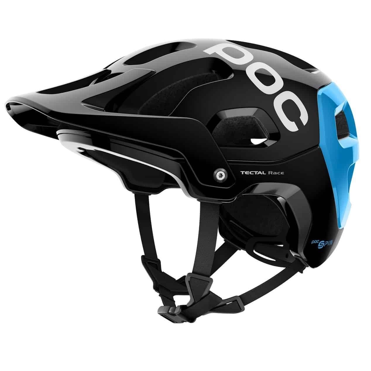 poc unisex tectal race spin mountain bike helmet