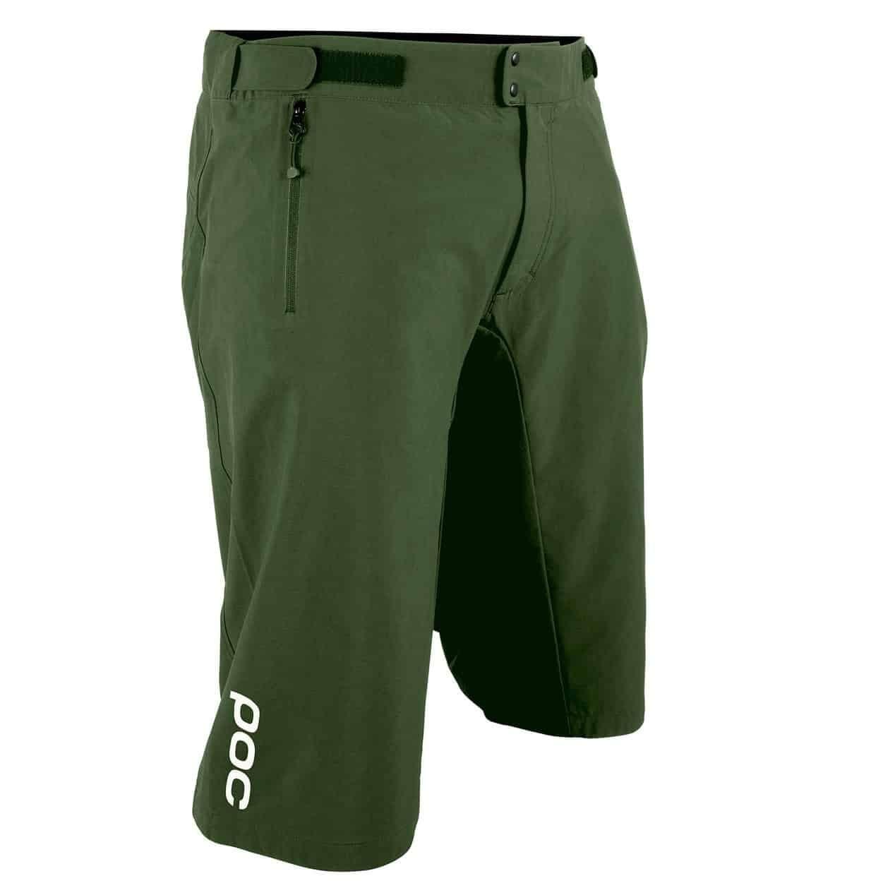 poc mens resistance enduro light shorts