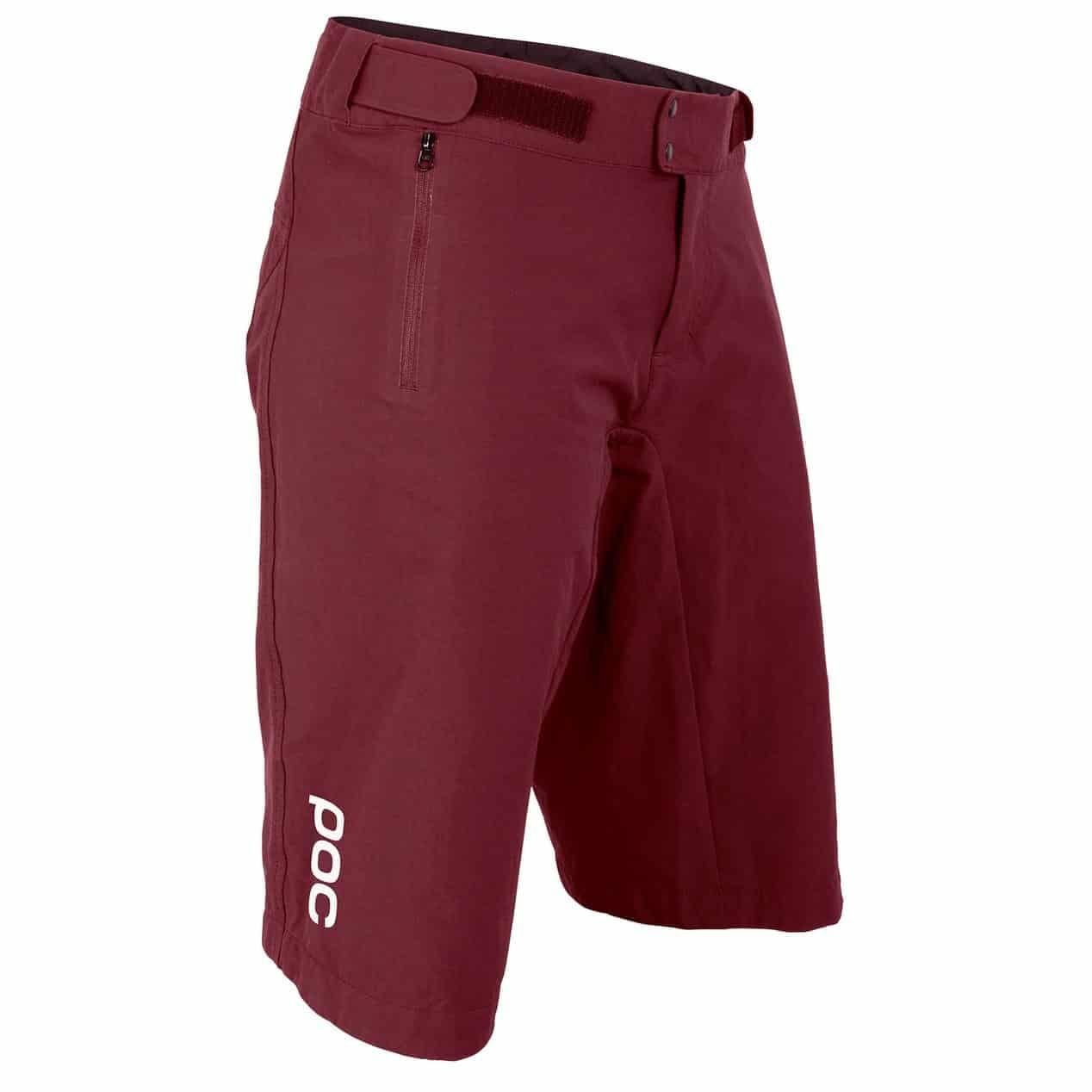 poc womens resistance enduro light shorts