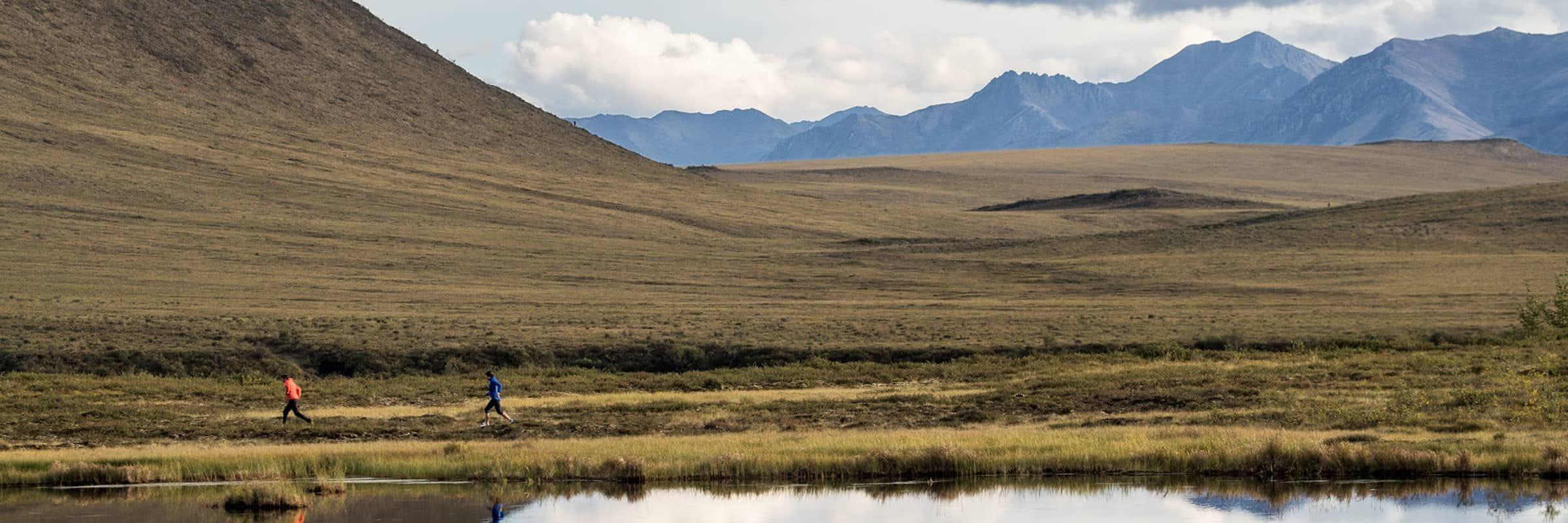 Parcourez de longues distances avec les Norvan LD d'Arc'teryx