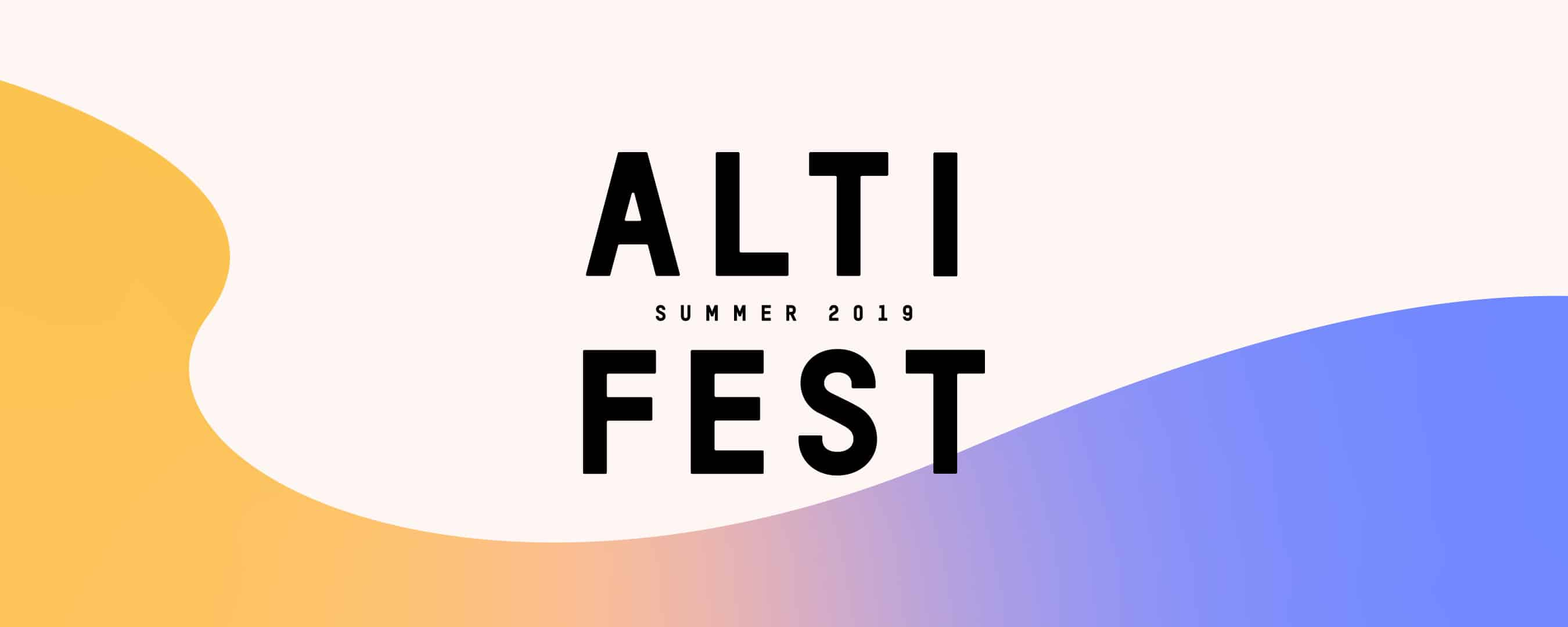 Save During Alti Fest