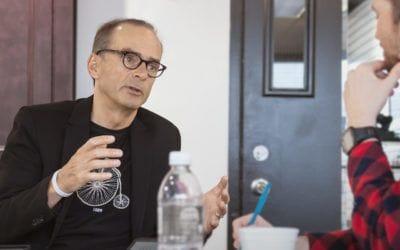 Garneau, Louis Garneau, Vélo & cyclisme. Persévérance et innovations: une entrevue avec Louis Garneau.