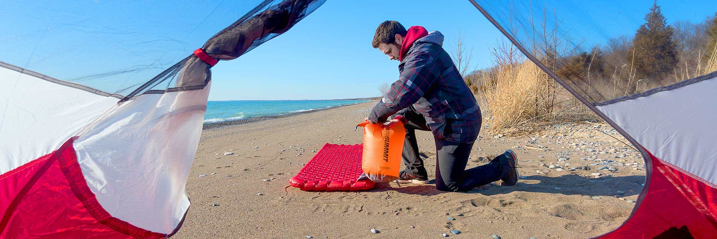 Camping, Sea to Summit. Sea to Summit Comfort Plus Regular Insulated Mat Review