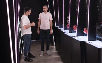 Salomon. Entrevue avec Jean-Philippe Lalonde, Lifestyle Footwear Program Manager chez Salomon.