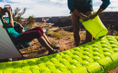 Big Agnes, Camping, NEMO Equipment, Therm-a-Rest. Les meilleurs matelas de sol pour une sortie de camping réussie.