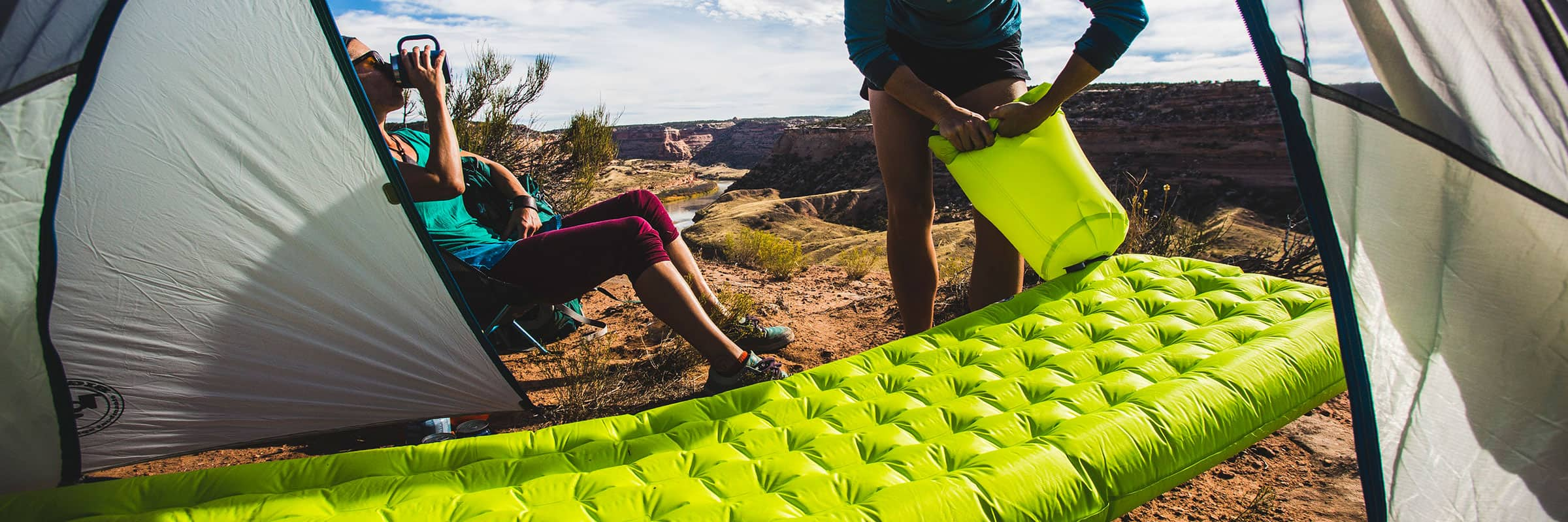Big Agnes, Camping, NEMO Equipment, Therm-a-Rest. Les meilleurs matelas de sol pour une sortie de camping réussie