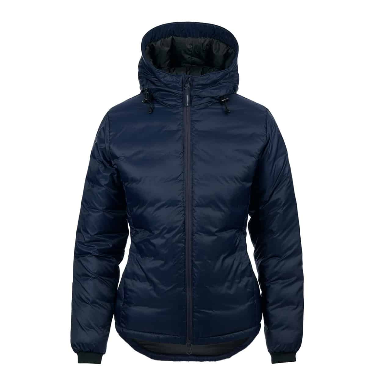54d28ee9123b Women s top light down jackets. 1. Camp Down Hoody
