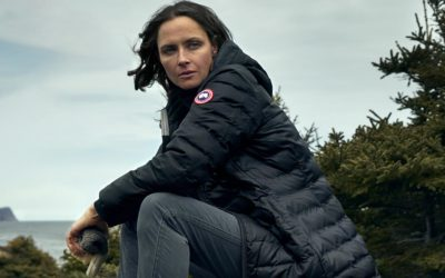 Canada Goose. Canada Goose's Best Lightweight Down Jackets.