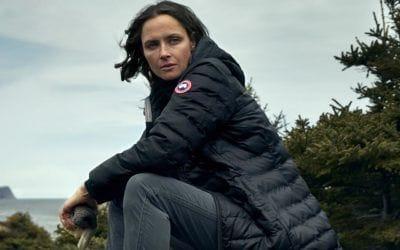 Canada Goose. Les meilleurs manteaux de duvet légers de Canada Goose.