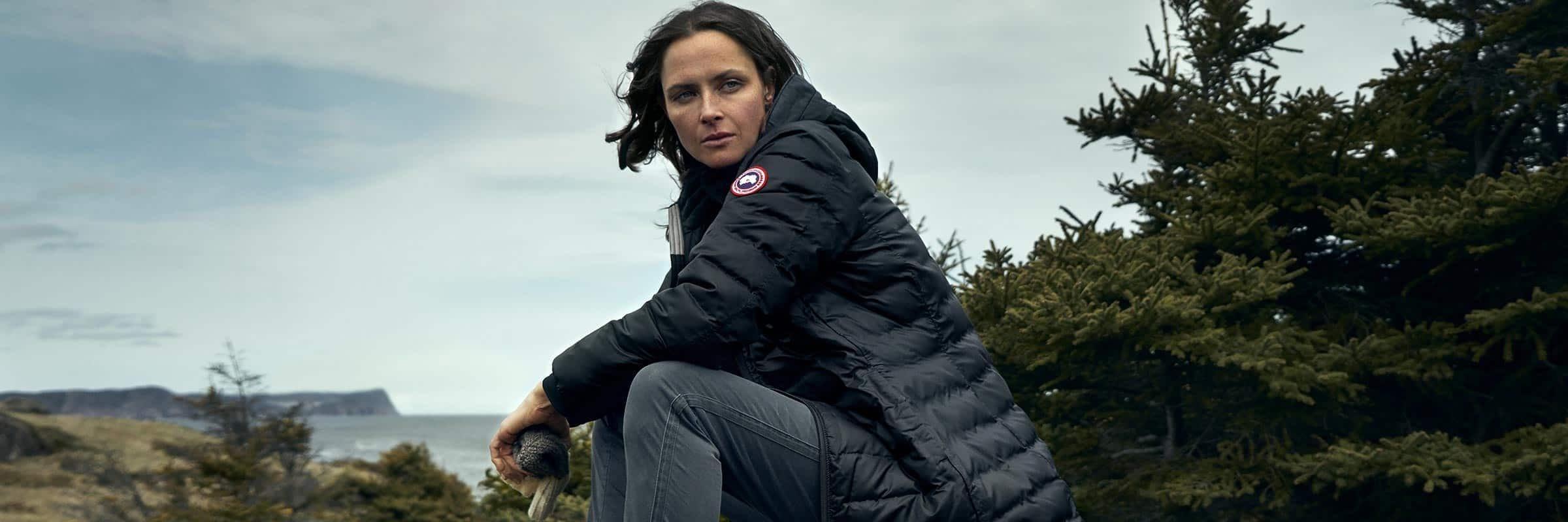 Les meilleurs manteaux de duvet légers de Canada Goose