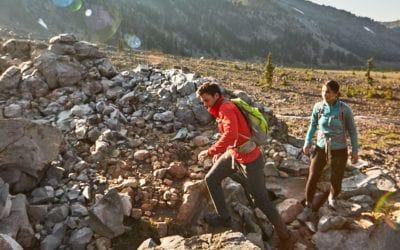The North Face. Comment The North Face travaille à réduire son impact environnemental.