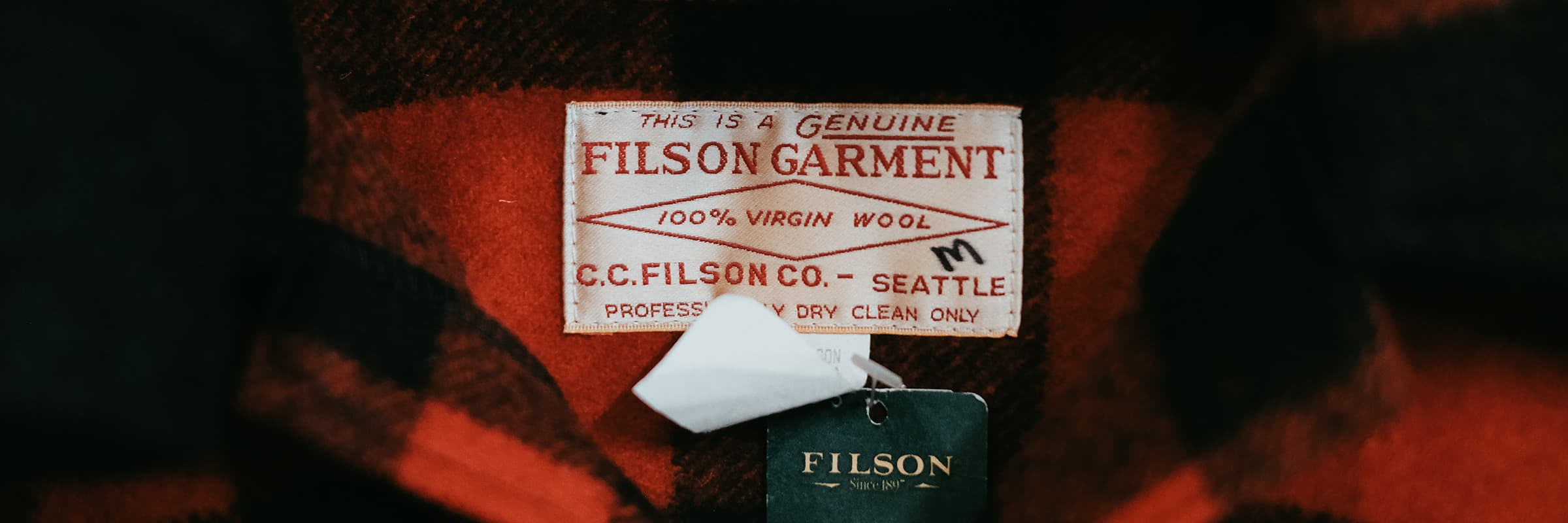 . Filson: 120 Years of Unfailing Goods