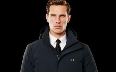 UBR. Vêtements d'hiver UBR: Design scandinave minimaliste et haute performance.