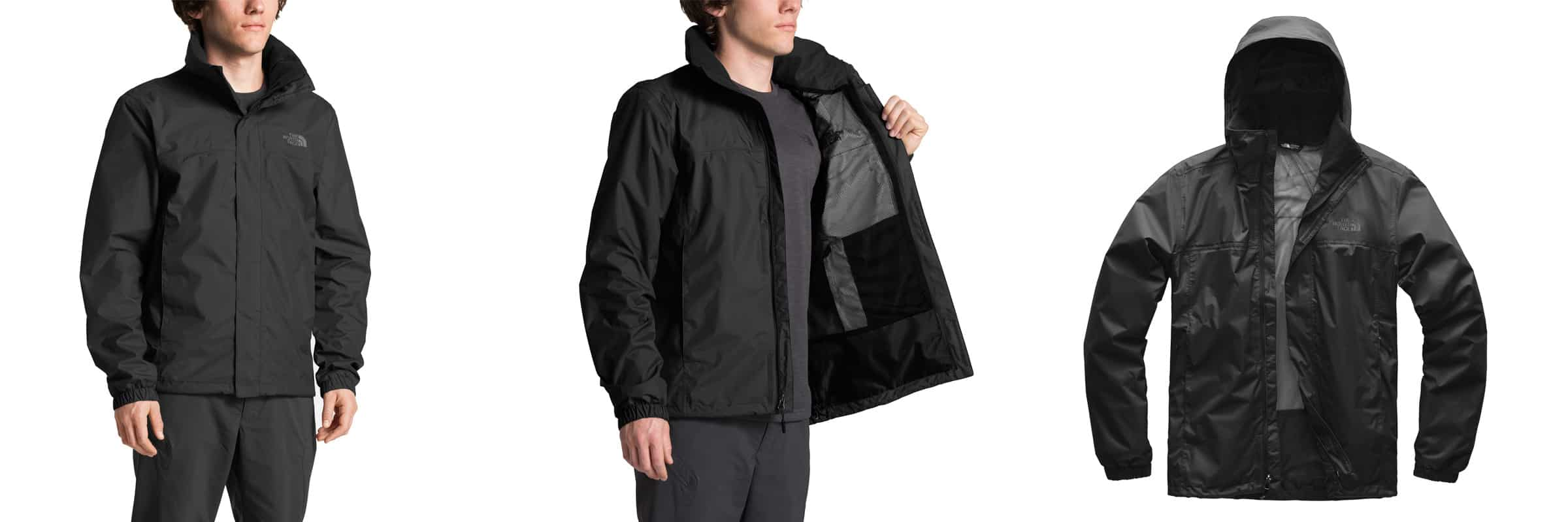 0ce256e409 The North Face : Manteau de pluie Resolve 2 vs Venture 2 | Altitude Blog