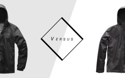 The North Face. The North Face: Resolve 2 Raincoat VS Venture 2 Raincoat.