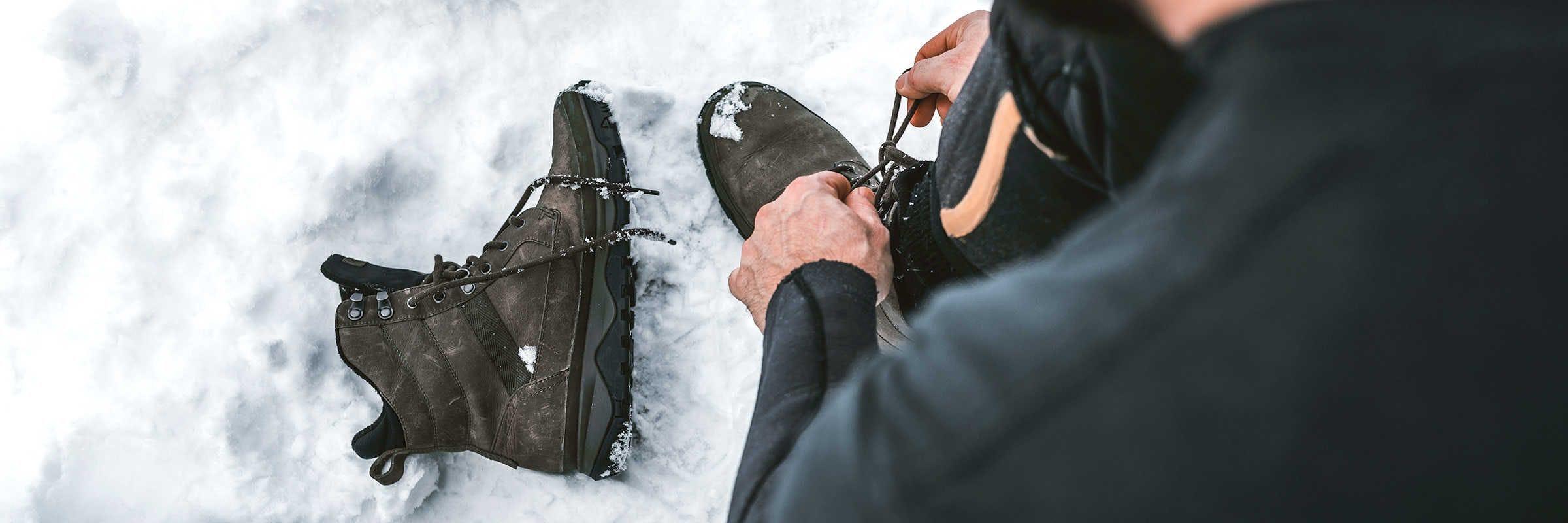 Baffin, Lowa, Merrell, Sorel, UGG Australia. Nos bottes d'hiver pour homme les plus populaires