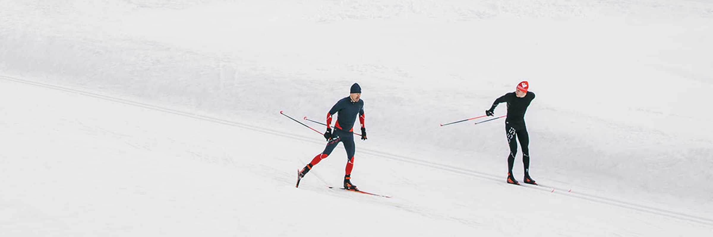 Rossignol. Rossignol: Ski Flair in bleu-blanc-rouge.
