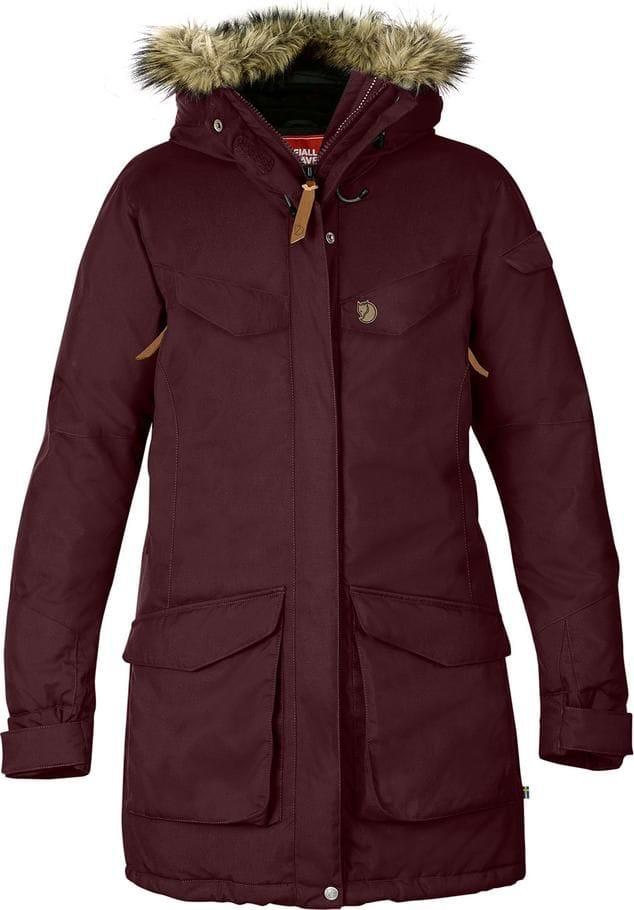 fd347d0b61 Quand les vents de l'hiver soufflent avec mordant, un manteau bien chaud  comme le parka Nuuk de Fjällräven est exactement ce qu'il vous faut.