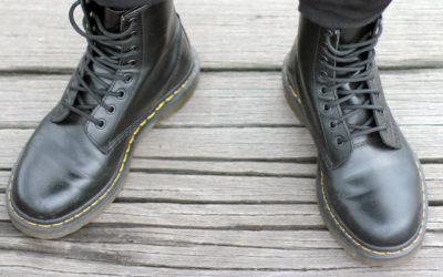 Dr Martens. Our Five Most Popular Dr. Martens Boots.