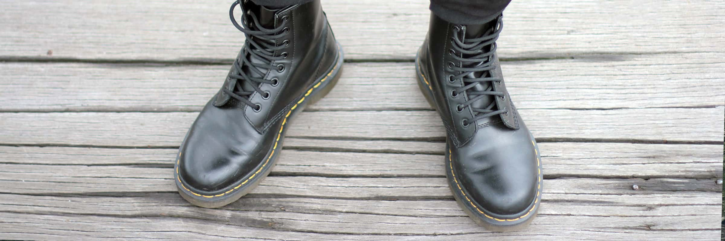 Dr Martens. Our Five Most Popular Dr. Martens Boots