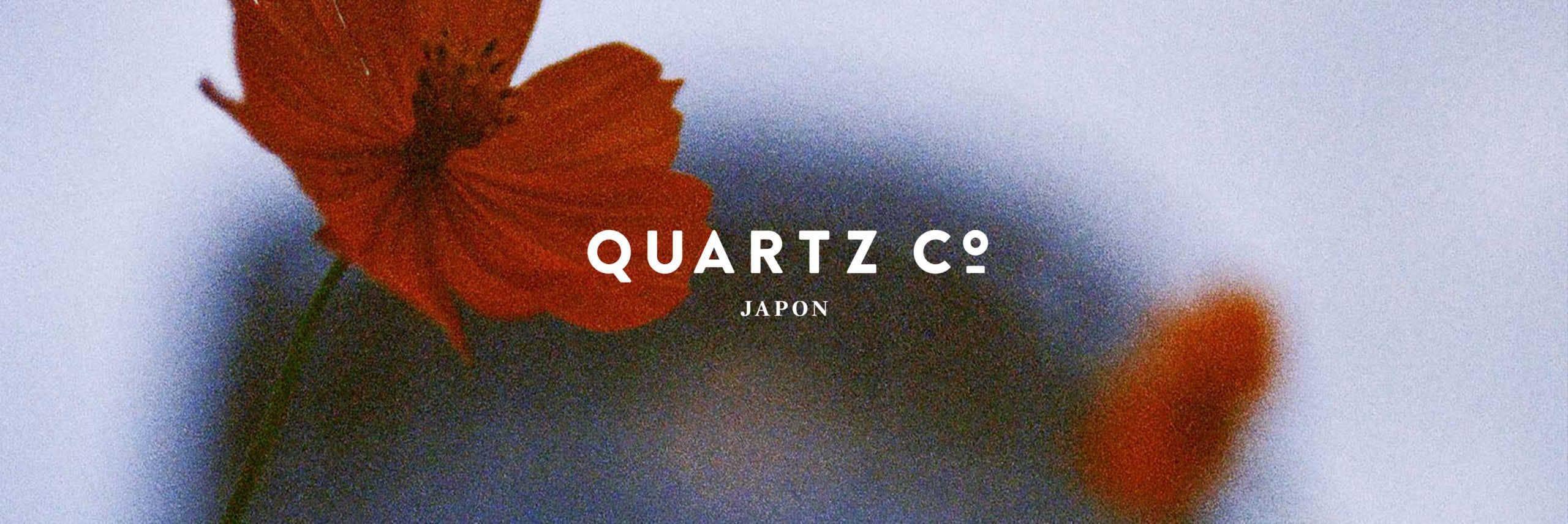 JS X Quartz Co.: inspiré du Japon, influencé par le climat canadien.