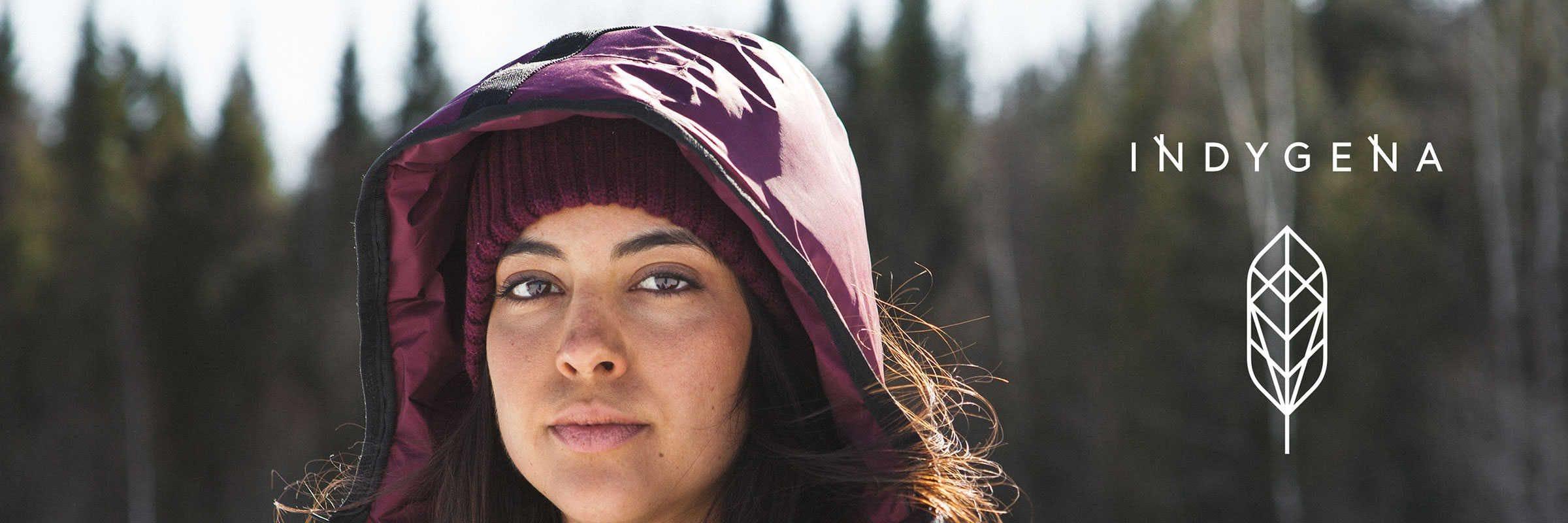 Indygena : manteaux d'hiver à l'épreuve du temps