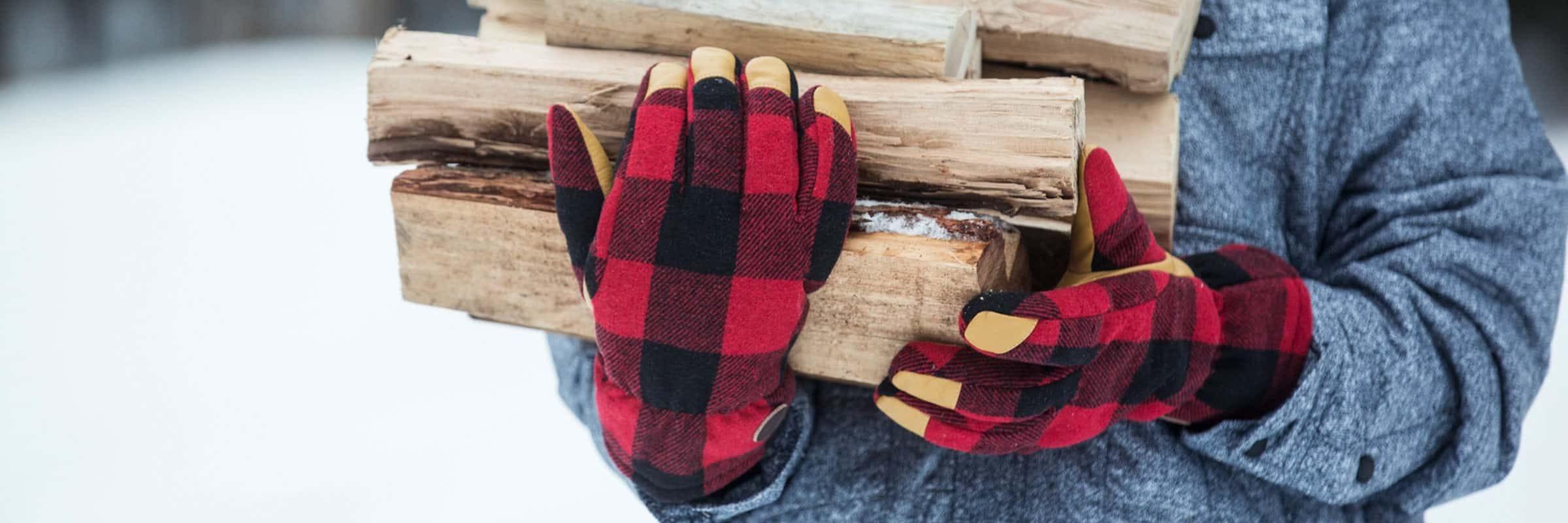 Kombi: gants et mitaines pour la ville ou l'aventure