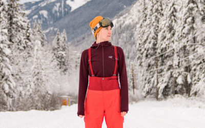 Arc'teryx, Ski & Snowboard. Arc'teryx Women's Shashka Pant Reviewed.