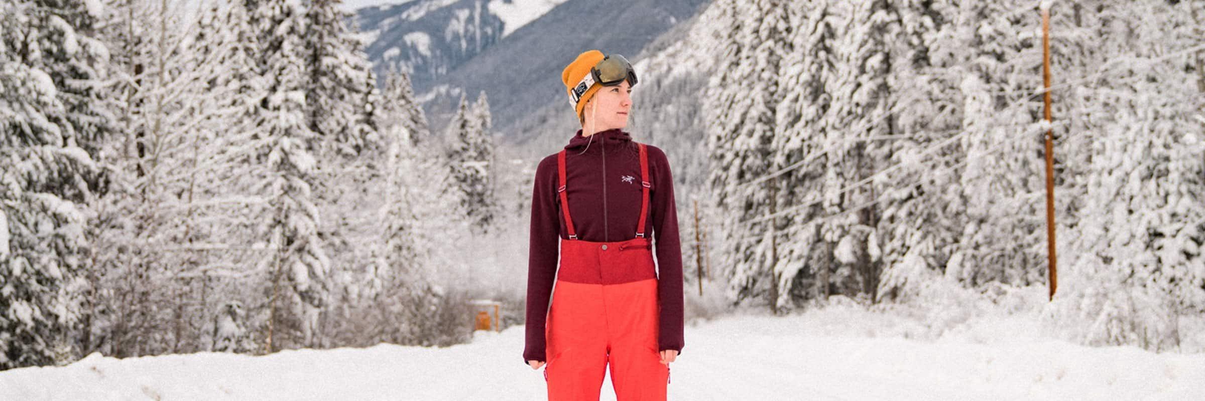 Arc'teryx, Ski & Snowboard. Arc'teryx Women's Shashka Pant Reviewed