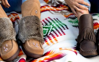 . Manitobah Mukluks: Where Style meets Tradition.