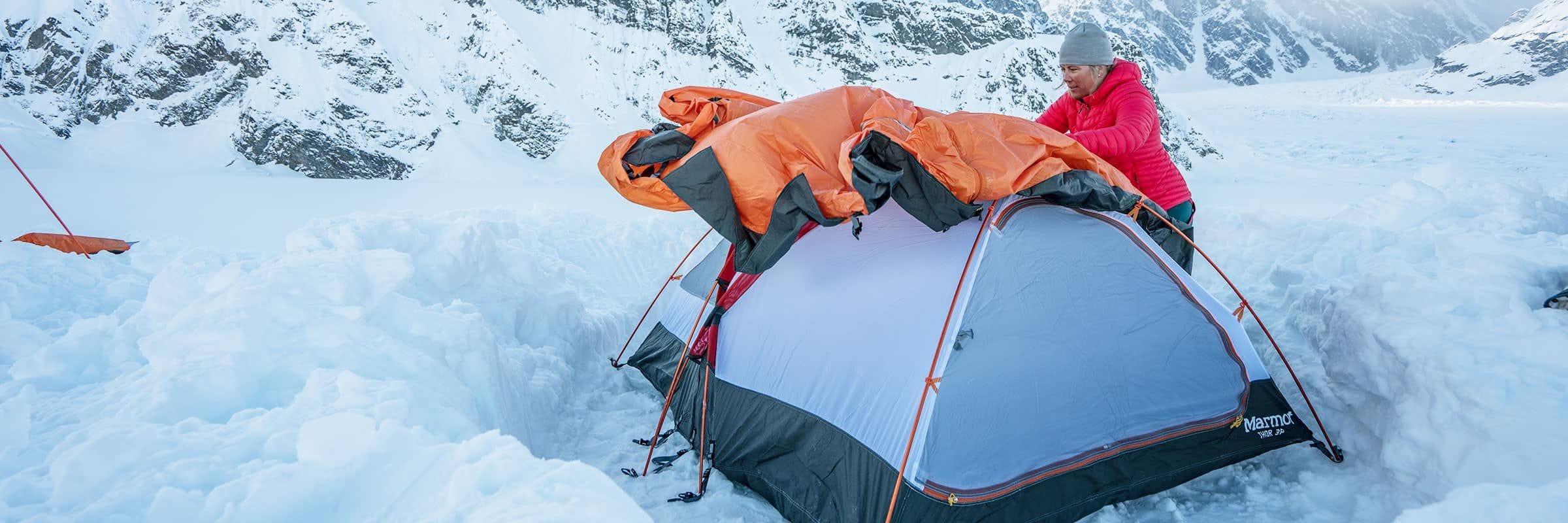Marmot. Les sacs de couchage les plus chauds de Marmot