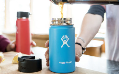 GSI outdoors, hydro flask, Mizu, Stanley, YETI. 5 Thermoses to Keep Your Coffee Hot.
