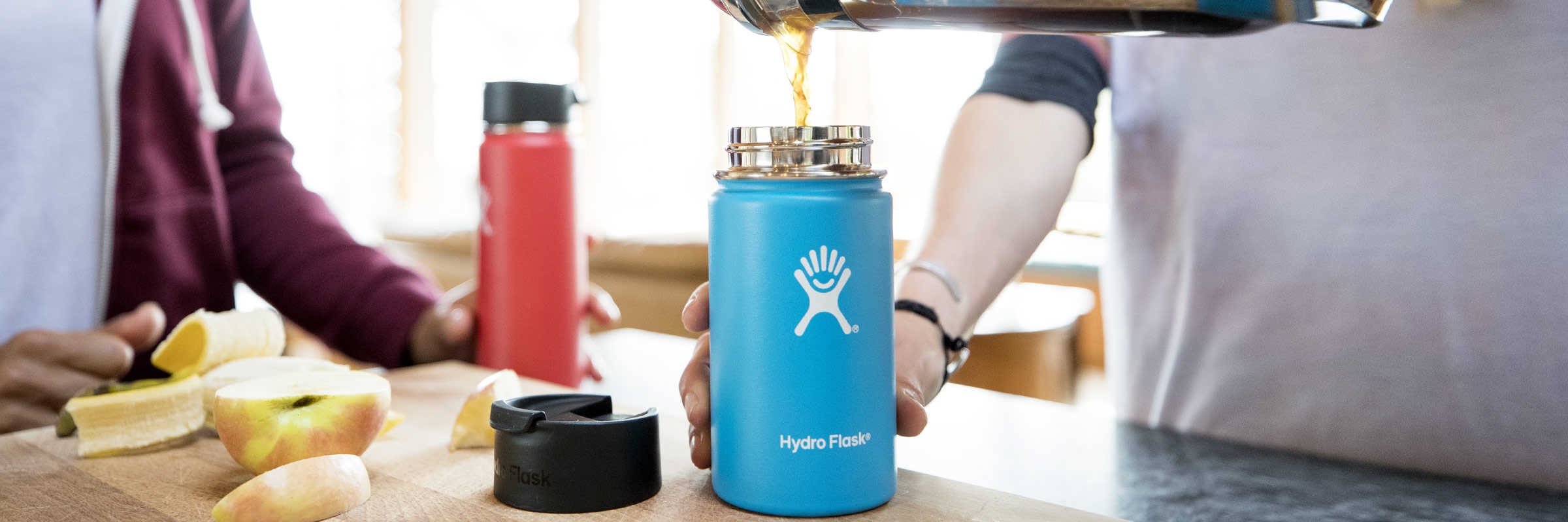 GSI outdoors, hydro flask, Mizu, Stanley, YETI. 5 Thermoses to Keep Your Coffee Hot