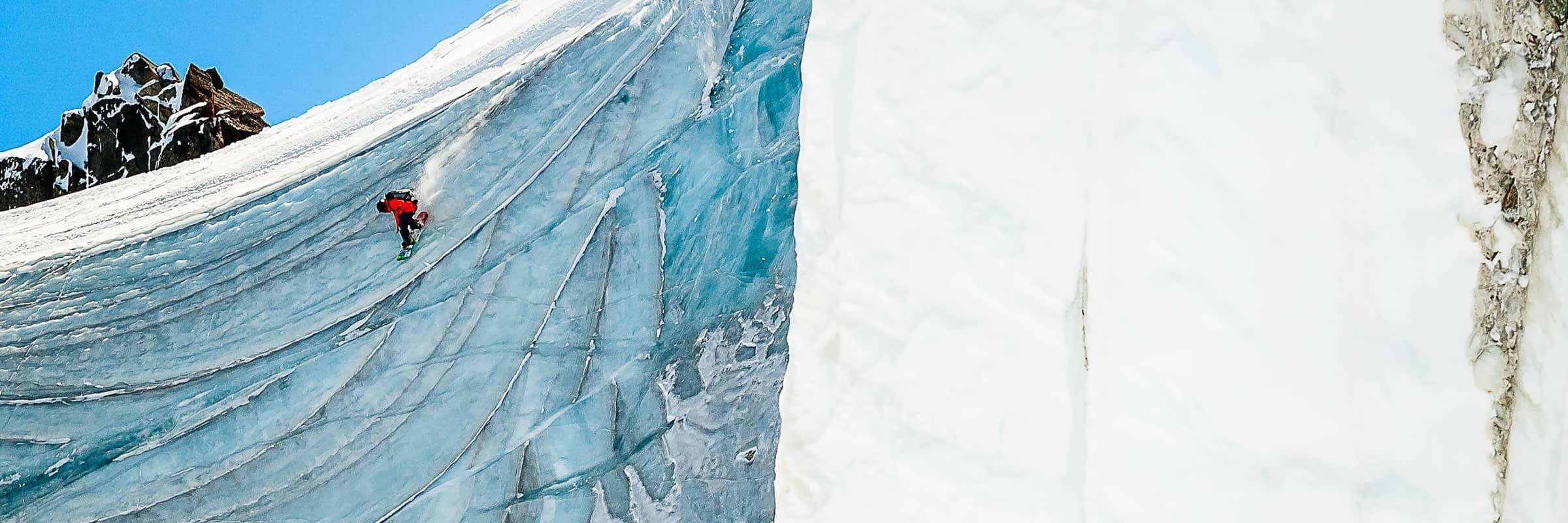 The North Face. The North Face Steep Series : Un ensemble. Toutes les aventures.